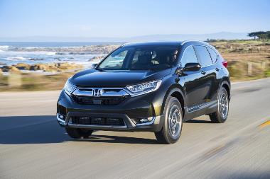 2019 Honda CR_V_Front_left